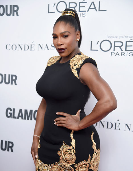 Serena Williams Raves About 'Project Runway' Designers