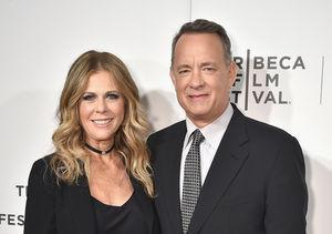 Tom Hanks, Rita Wilson & More Celebs Share Positive Health Updates After…