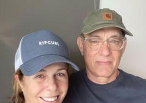Tom Hanks & Rita Wilson's Health Update, Plus: More Celebs Diagnosed with…