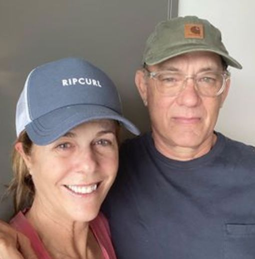 Tom Hanks & Rita Wilson's Health Update, Plus: More Celebs Diagnosed with…