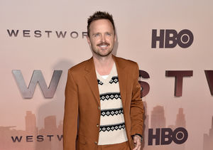 Aaron Paul Talks Playing a Criminal on 'Westworld'