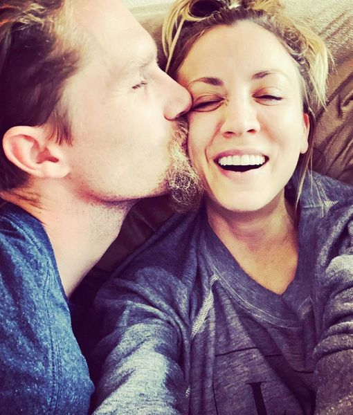Kaley Cuoco & Karl Cook Move In... 2 Years After 'I Dos'!