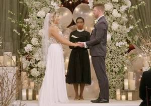 Will Damian & Giannina Walk Down the Aisle After 'Love Is Blind'?