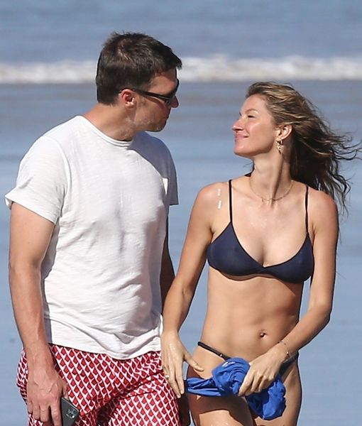 Tom Brady & Gisele Bündchen Vacation in Costa Rica Before Announcing…