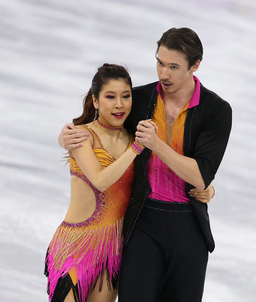 Olympic Ice Dancer Chris Reed Dead at 30