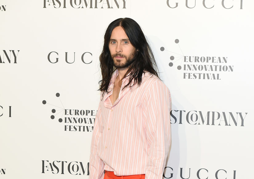 Jared Leto Reacts to Pandemic After Emerging from Silent Retreat, Plus: 'Big…