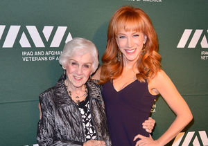 Kathy Griffin's Mom Maggie Dead at 99