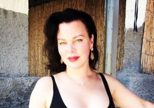Debi Mazar Shares Her COVID-19 Experience, Plus: Madonna's Message