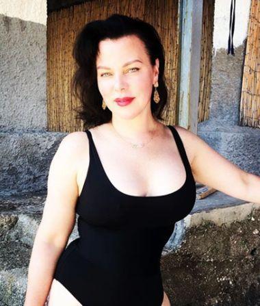 Debi Mazar Shares Her COVID-19 Experience, Plus: Madonna's Message