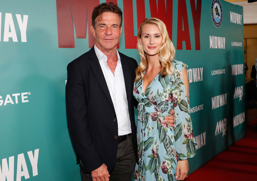 Dennis Quaid Reveals Honeymoon Plans After Surprise Wedding with Laura Savoie