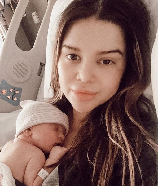 First Pic! Maren Morris Welcomes Baby Boy Hayes