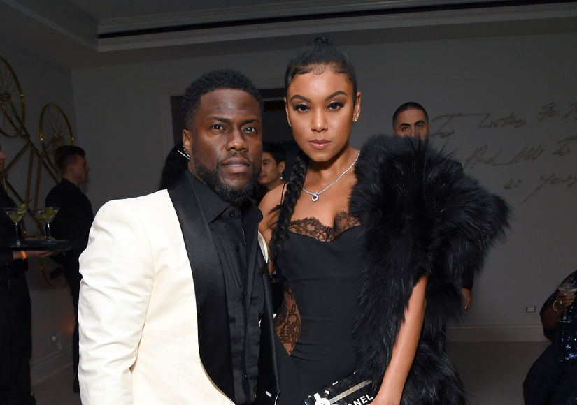 Kevin Hart & Eniko Parrish Expecting Baby #2 — See Her Baby Bump!