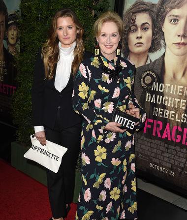 Meryl Streep's Daughter Grace Gummer Files for Divorce from Secret…