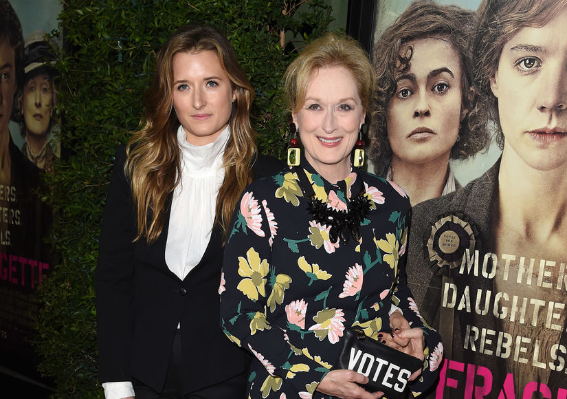 Meryl Streep's Daughter Grace Gummer Files for Divorce from Secret Husband Tay Strathairn