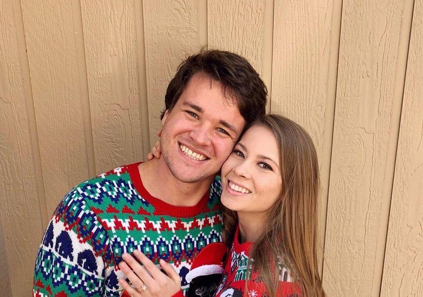 Bindi Irwin Marries Chandler Powell