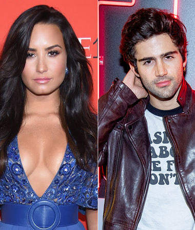 Demi Lovato Makes It Instagram Official with Max Ehrich (Oops!)