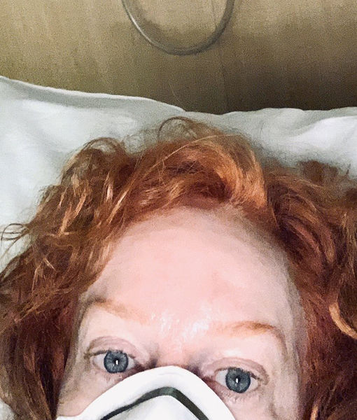 Kathy Griffin Hospitalized