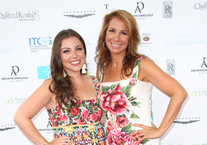 How 'RHONY' Star Jill Zarin's Daughter Ally Found Out She Was…