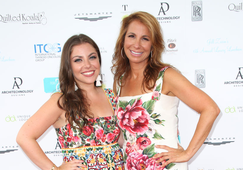 How 'RHONY' Star Jill Zarin's Daughter Ally Found Out She Was Conceived…