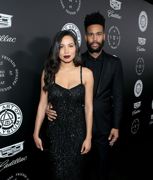 Report: Jurnee Smollett Files for Divorce from Josiah Bell