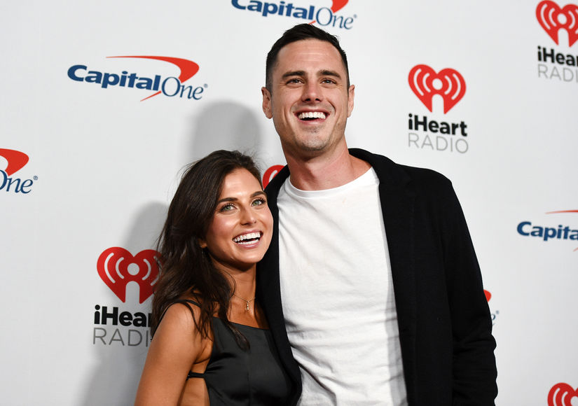 'The Bachelor' Alum Ben Higgins Engaged to Jessica Clarke — See Her Ring!