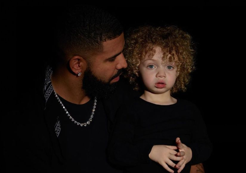 Drake Shares First Photos of 2-Year-Old Son Adonis