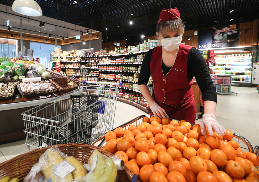 A Safety Tip for Grocery Shopping Amid the COVID-19 Outbreak, Plus: A New Star…