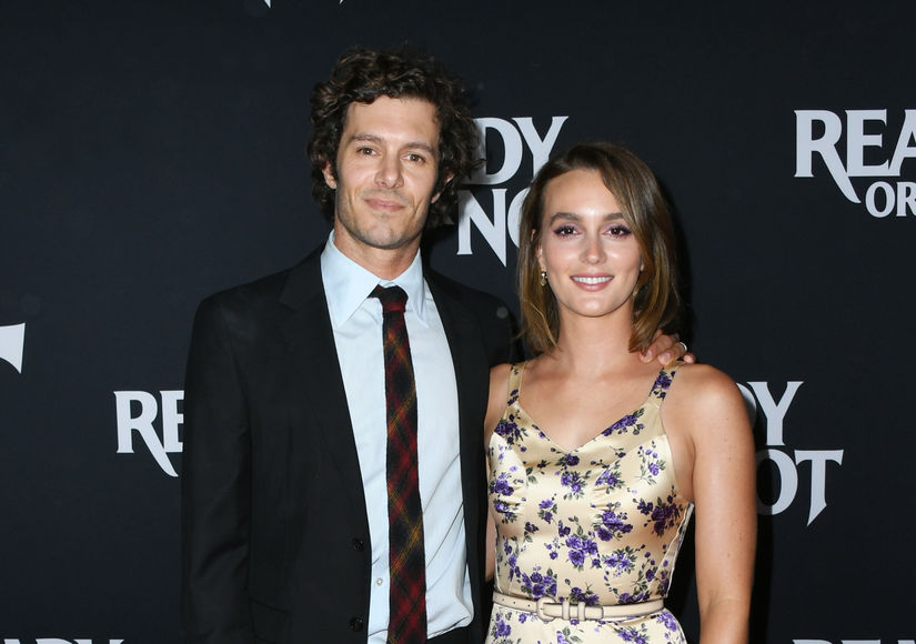 Leighton Meester & Adam Brody Expecting Baby #2