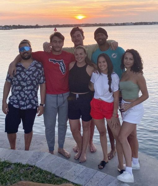 Hannah Brown Says Goodbye to Tyler Cameron and the Quarantine Crew