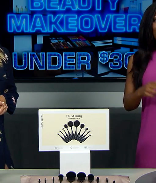 'Extra's' Makeover-Under-$30: Instant Face-Lifts, Makeup Brushes, and Eyelash…