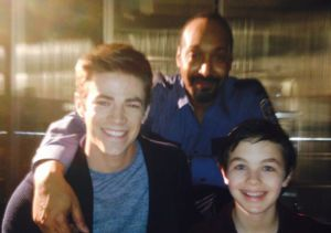 'The Flash' Star Logan Williams Dead at 16