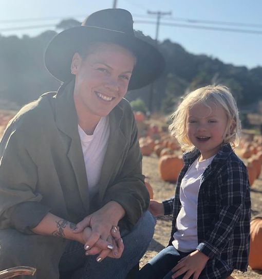 P!nk & Son Tested Positive for COVID-19: 'Please. Stay. Home.'