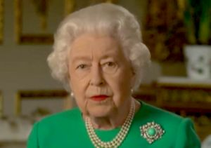 Queen Elizabeth Offers Inspirational Words Amid COVID-19 Crisis