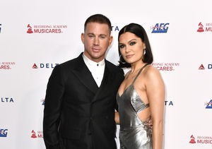 Channing Tatum & Jessie J Split Again