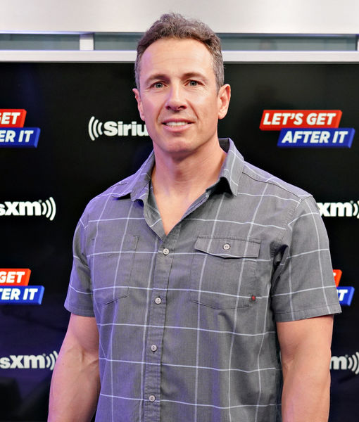 Chris Cuomo's Best Advice for Battling COVID-19, Plus: He Shares His Chest…