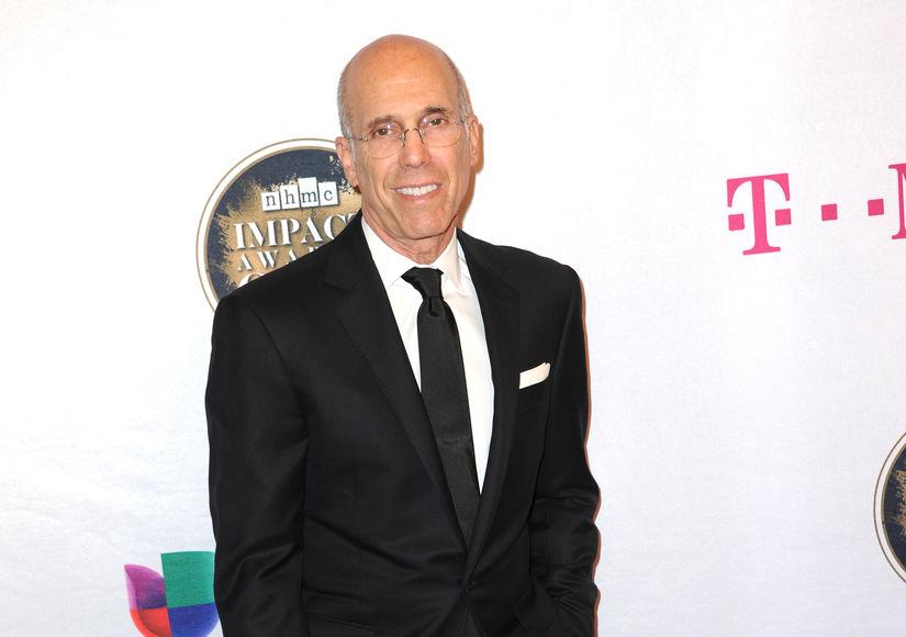 Jeffrey Katzenberg Talks Quibi's 50 New Shows, Plus: He Chooses the Perfect…