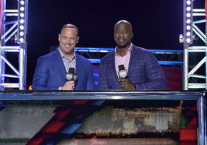 Matt Iseman & Akbar Gbajabiamila on Competing on 'Game of Games,' Plus:…