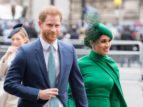 Prince Harry & Meghan Markle Just Announced a New Project!