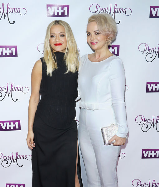 Rita Ora Reveals Mom Is on the Frontlines of COVID-19, Plus: How the Singer Is…