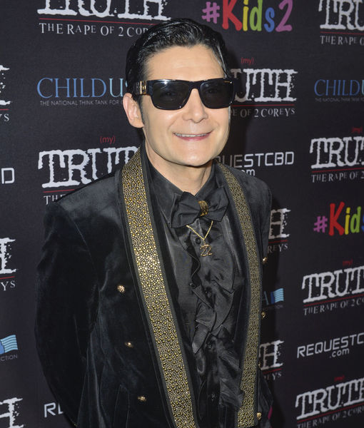 Corey Feldman's '(My) Truth: The Rape of 2 Coreys' Coming Back to VOD,…