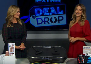 'Extra's' Deal Drop: Bluetooth Earbuds, Body Vibration Machines, and Jump…