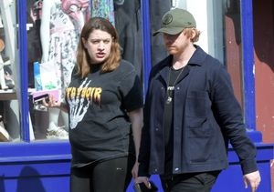 'Harry Potter' Baby! Rupert Grint & Georgia Groome Expecting First Child