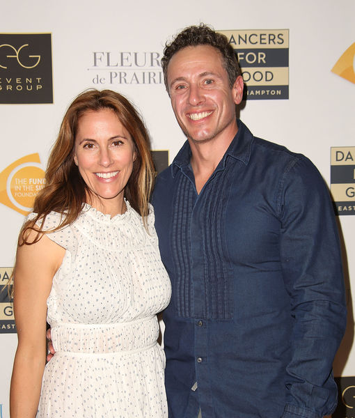 Chris Cuomo's Wife Cristina on How She's Helping Him Battle COVID-19