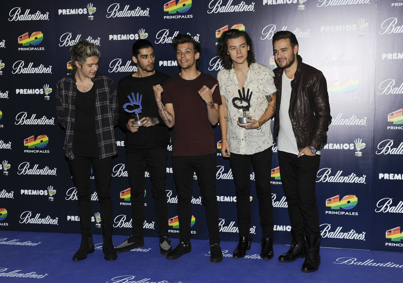 One Direction Sparks Reunion Rumors