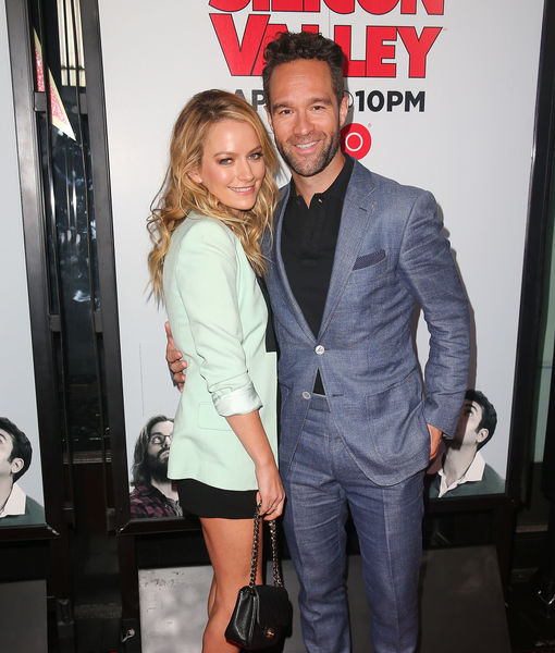 First Pic! 'Ugly Betty' Actress Becki Newton Welcomes Baby #3