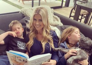 Christina Anstead Talks Quarantine Life, Co-Parenting with Ex Tarek El Moussa,…