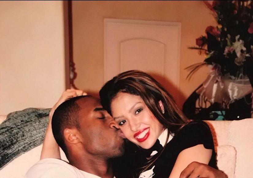 Vanessa Bryant Shares Kobe's Heart-Tugging Book Dedication