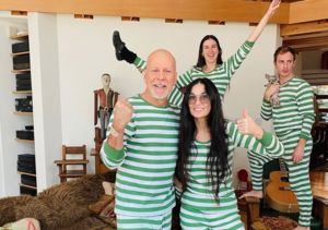 Explained! How Bruce Willis & Demi Moore Ended Up Quarantining Together