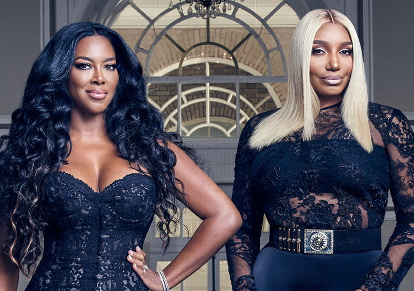 Kenya Moore Claps Back at NeNe Leakes' Accusations About Her Marriage and Baby Daughter