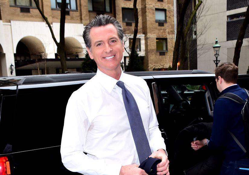 California Gov. Gavin Newsom on Fighting COVID-19 and Leveraging Hollywood…
